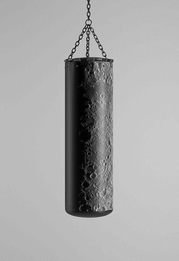 Punching bag by Дмитрий Куляев.. odd ..