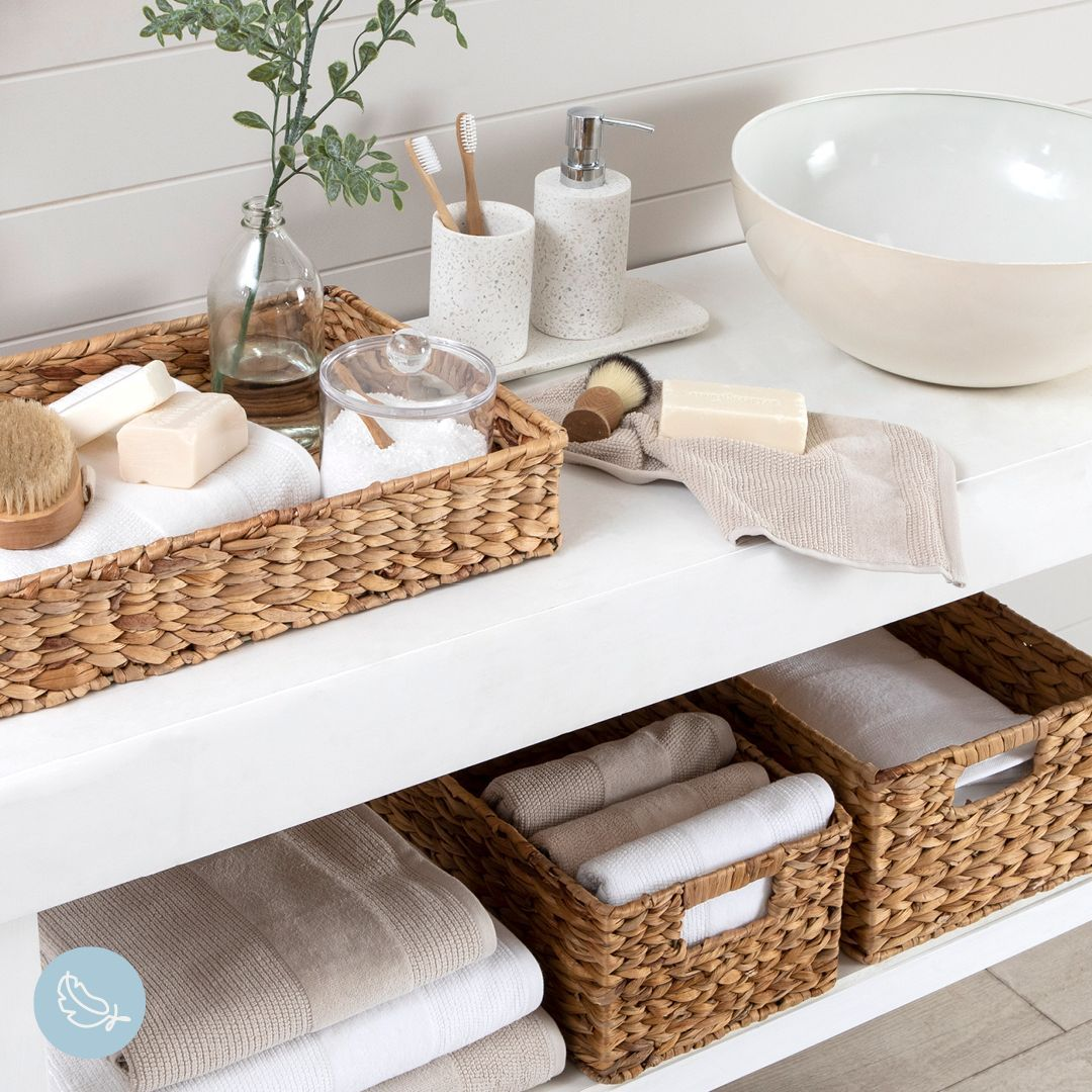 Photo of Marcel Bathroom Accessories –  Add a touch of Mediterranean-chic to your bathroo…