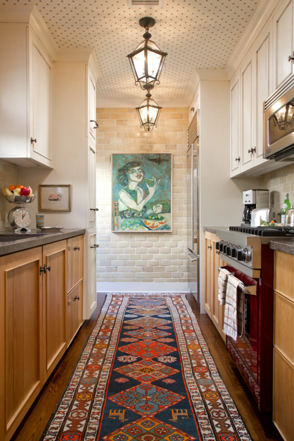 24 Stunning Examples That Show How to Make a Galley Kitchen Work