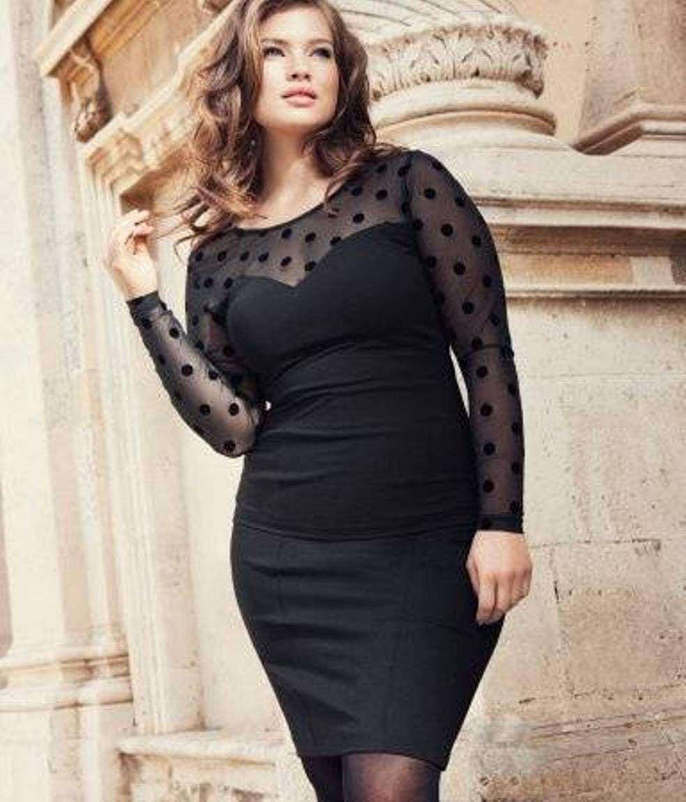 Sophisticated and stylish plus size clothing