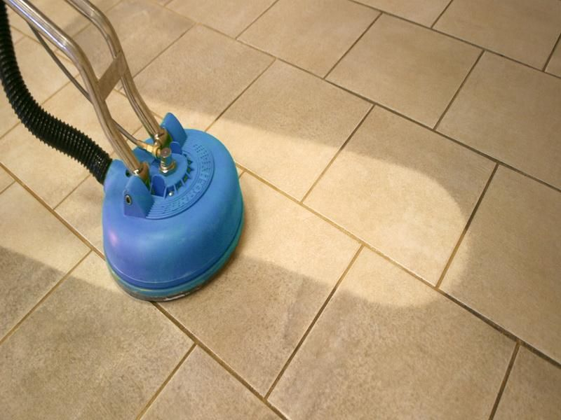 Tile And Hard Surface Floor