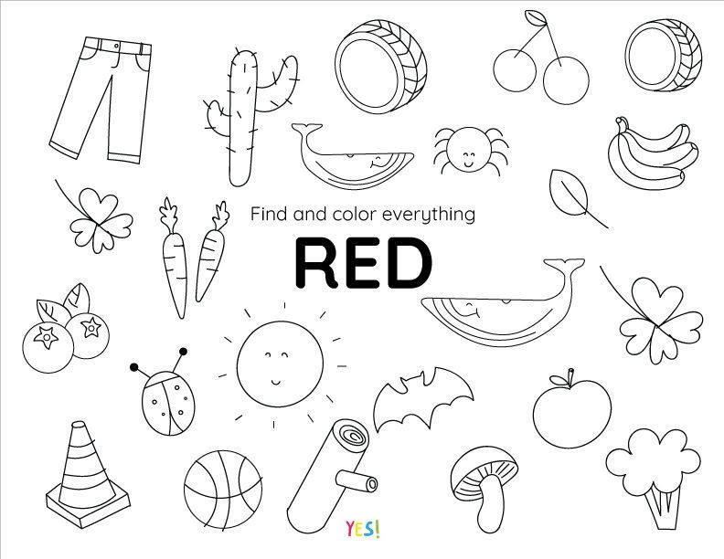 - Awesome Color Hunt Printable Coloring Sheets To Learn About Colors. Perfect  Colors Act… Printable Coloring Pages, Color Worksheets, Free Printable Coloring  Sheets