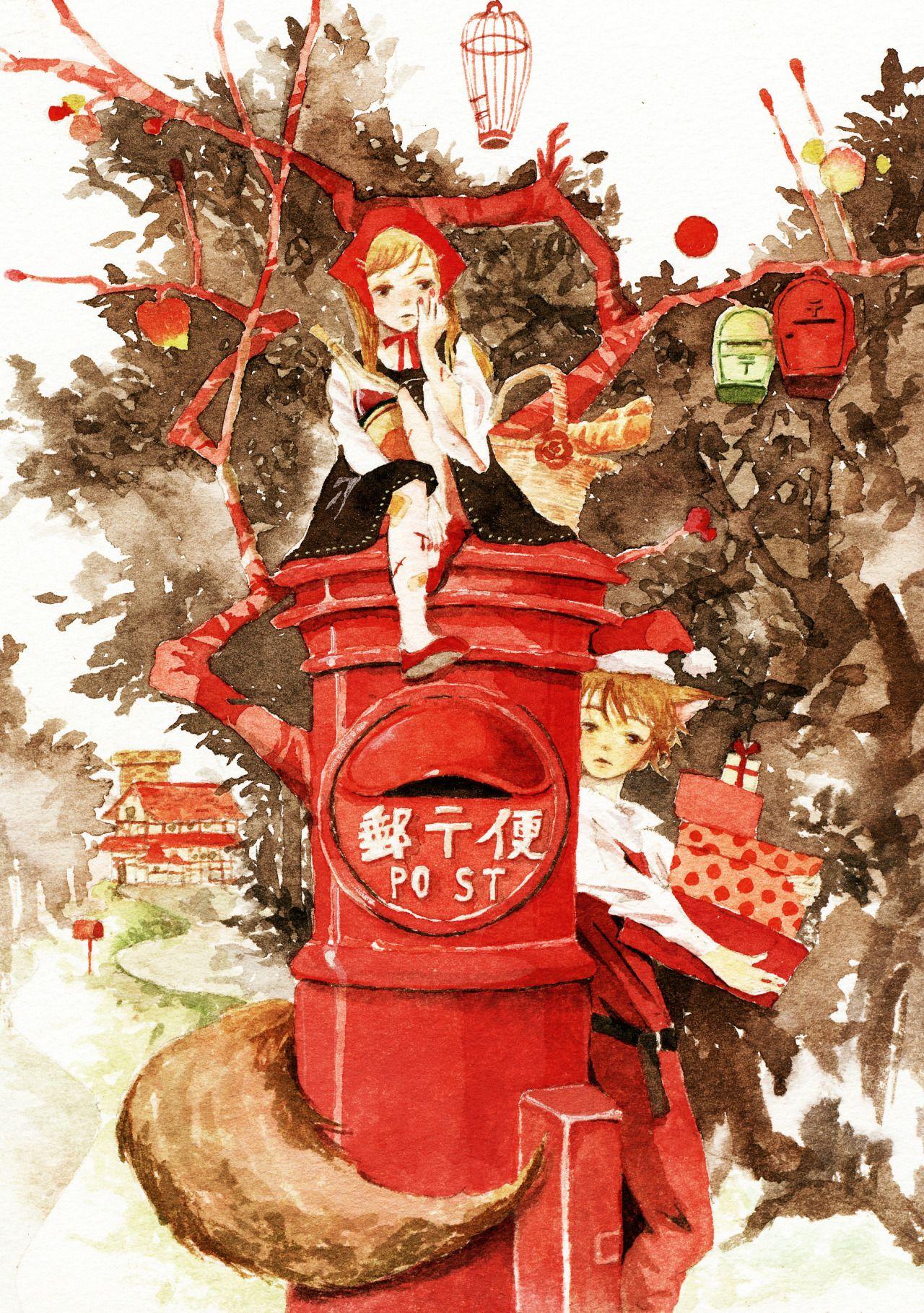 Miyuki Tamagaki Illustrations
