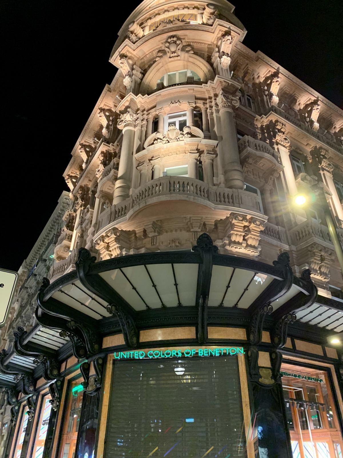 Bari, Palazzo Mincuzzi Flagship Store (con immagini)