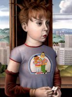 Amy Hill paintings