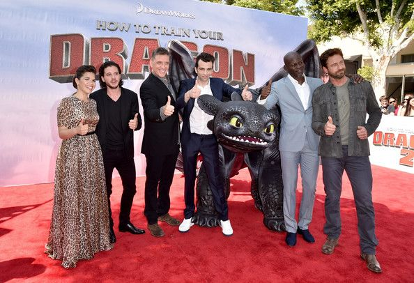 America ferrera in how to train your dragon 2 premieres in la craig ferguson jay baruchel djimon hounsou and gerard butler arrive at the premiere of how to train your dragon 2 in los angeles california ccuart Image collections