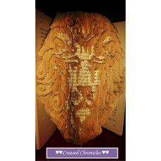 Nouveau Lion (intricate)