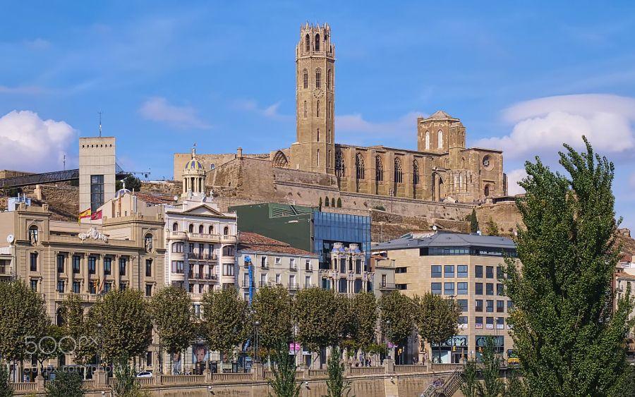 Lleida by neobit