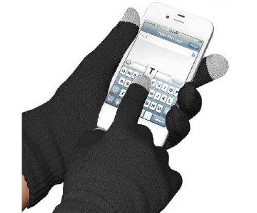 Kapacitív érintő képernyős kesztyű, hogy télen is használhasd mobilodat tabletedet, kesztyű levétel nélkül.