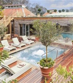 Spa Relaxing Limewood New Forest Luxury Country House Hotel England 5 Star Hampshire