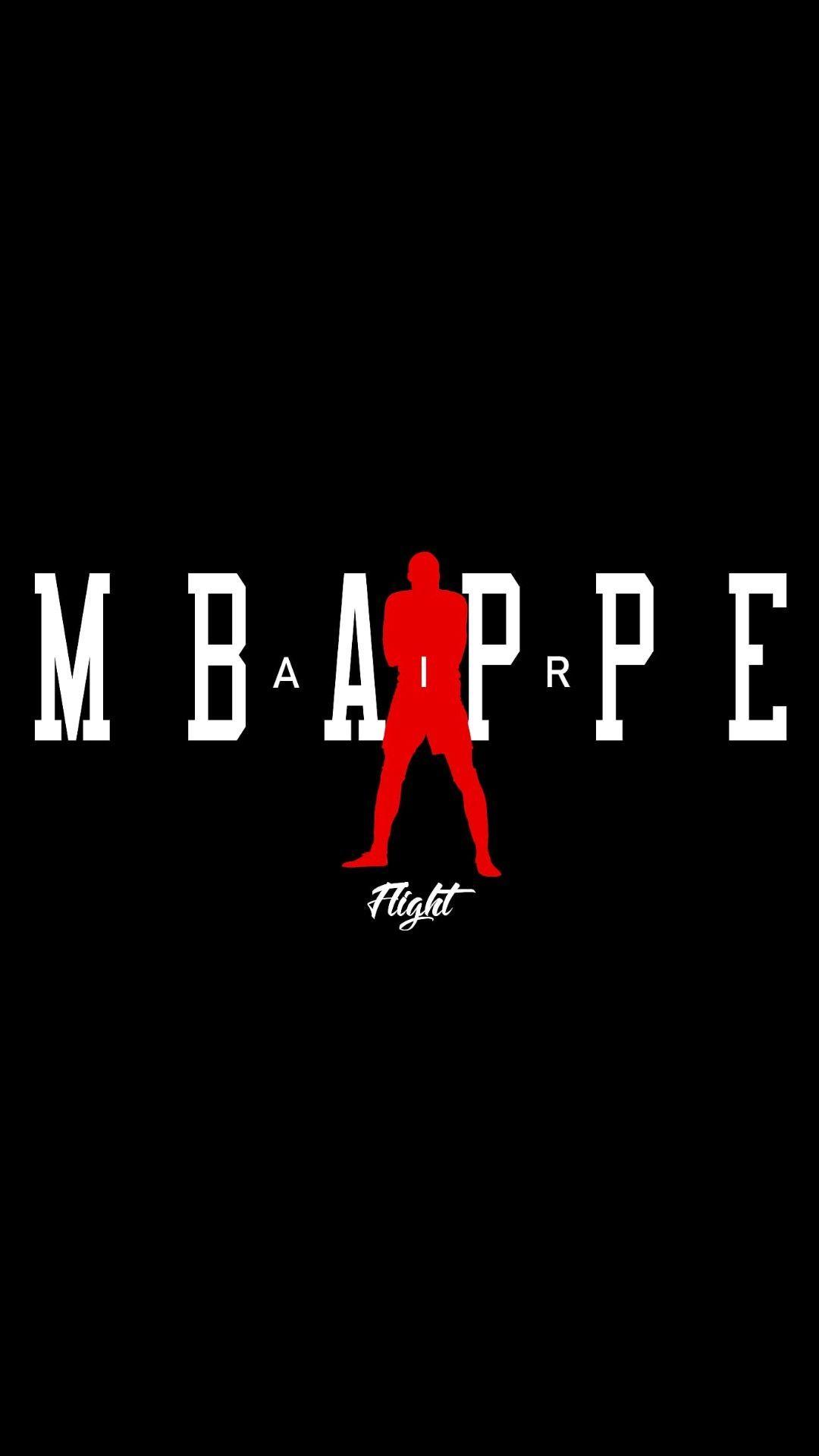 Mbappe X Air Jordan Fond D Ecran Psg Joueur De Football Psg