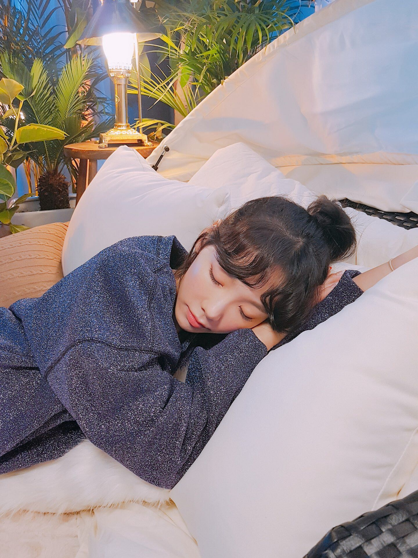 Sleep With My Honey Bays Taeyeon Girls Generation Snsd
