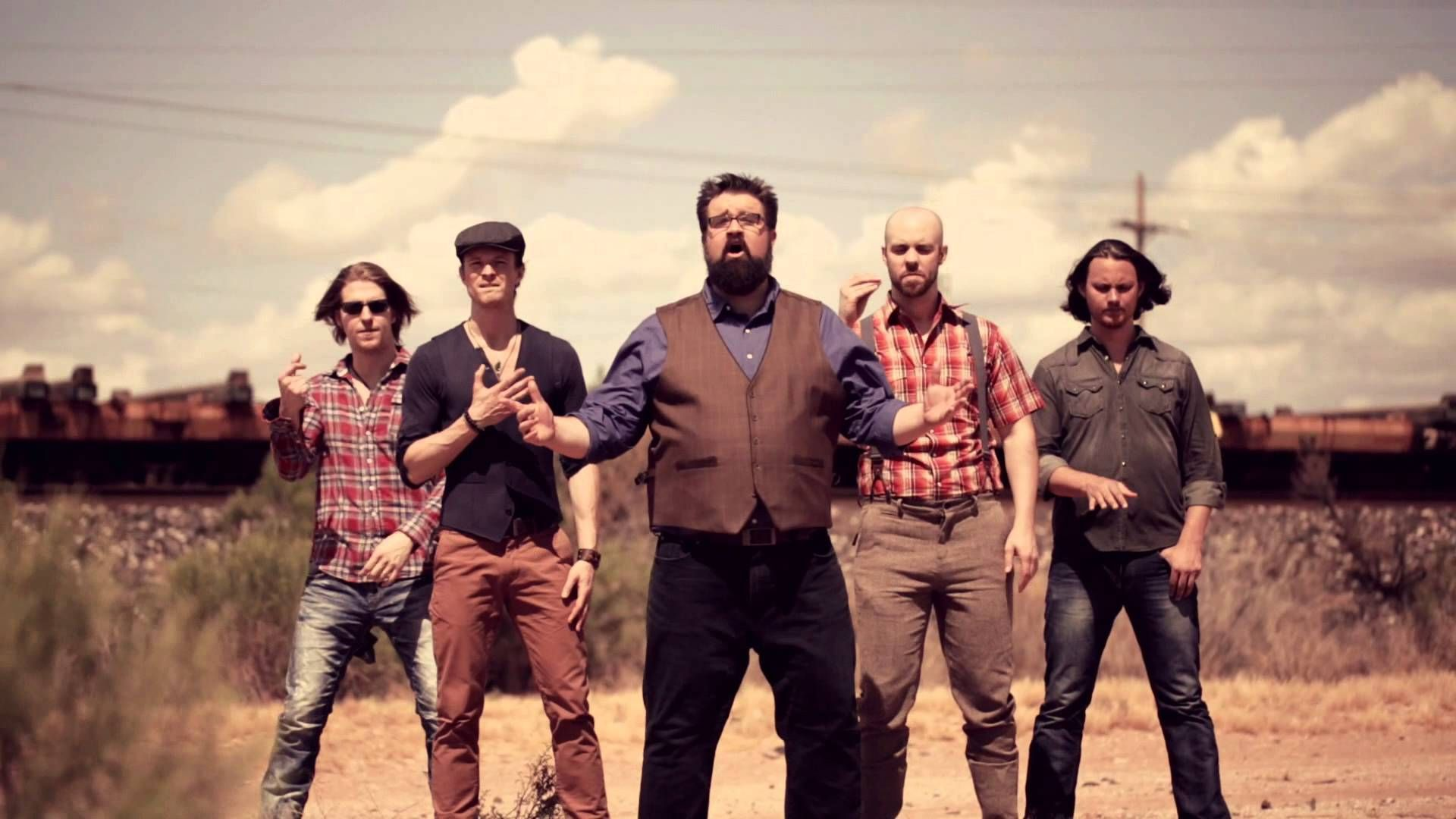 Wagon Wheel (Song of The South) Old Crowe Medicine Show