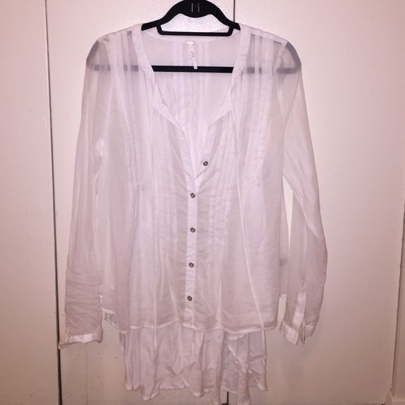2ac4c1c7087f Flowy Free People Top Flowy