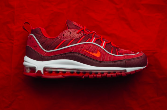 Nike Air Max 98 Team Red Arriving Later This Week | Dr Wongs