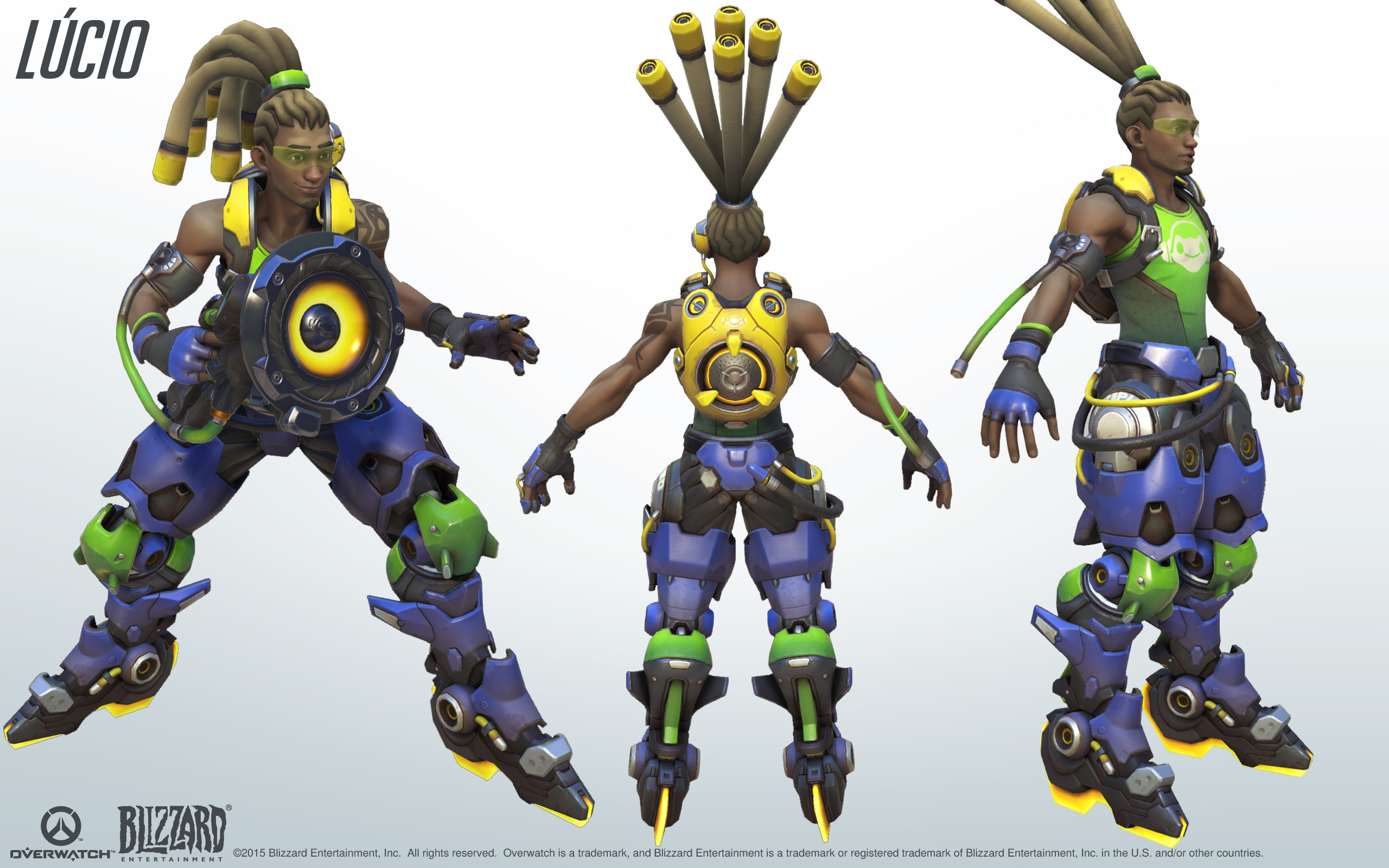Lucio Cosplay Reference Guide 3