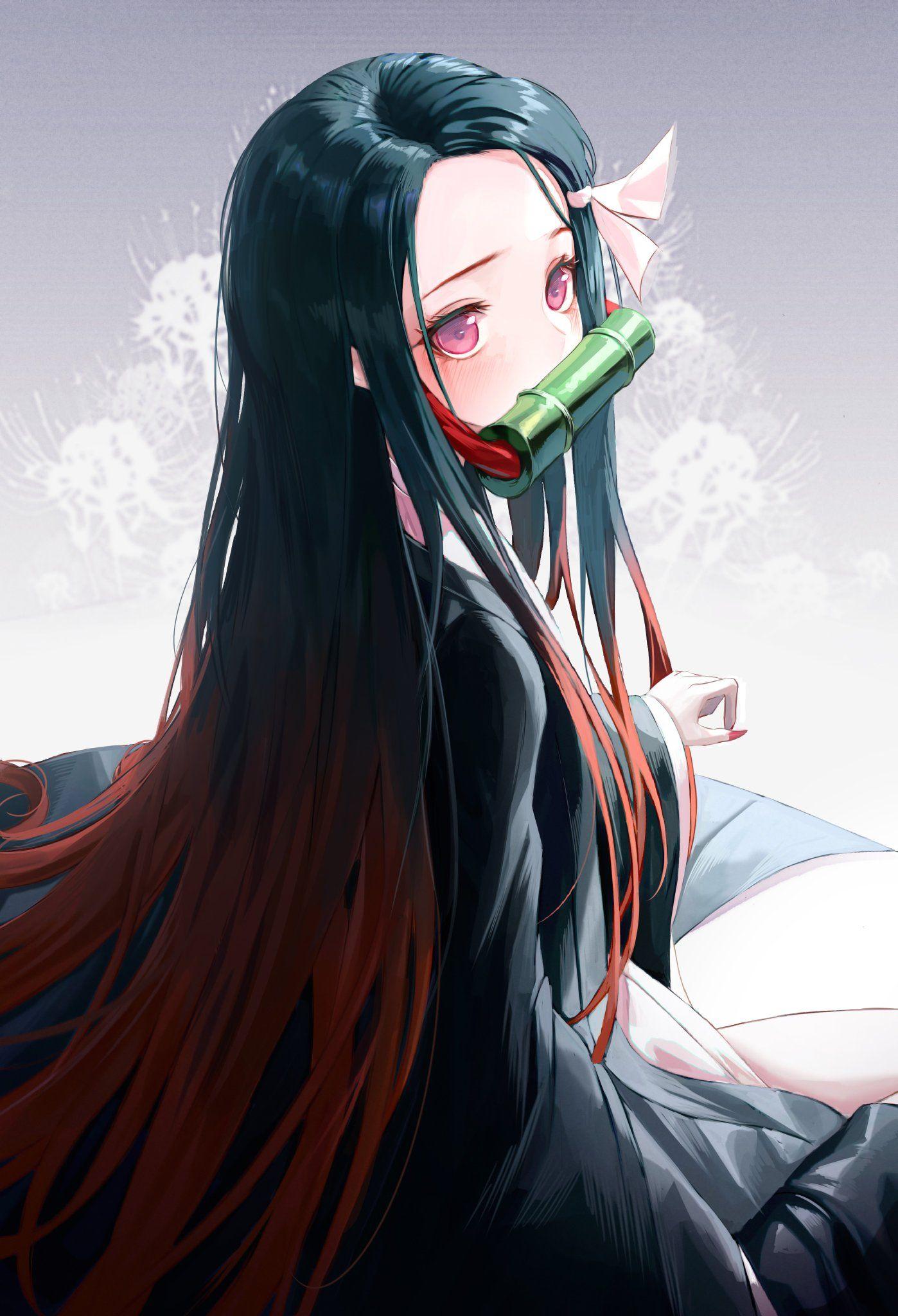 Okazu On Slayer Anime Anime Demon Anime