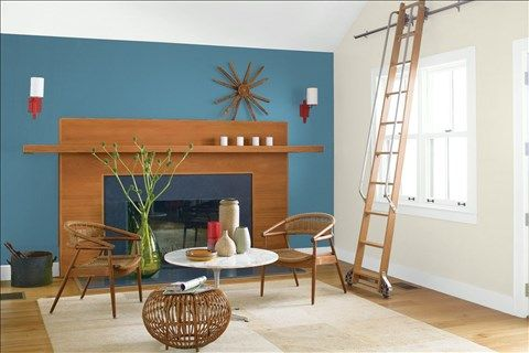 Look At The Paint Color Combination I Created With Benjamin Moore Via Wall Azurite Cw 670 Side Wind S Breath Oc 24 Trim Wedding