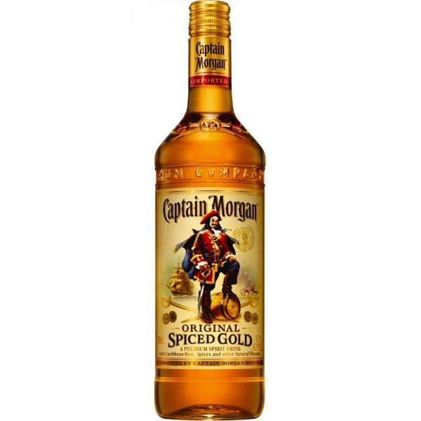 Capitan Morgan Spiced Gold Captain Morgan Rum Captain Morgan Rum