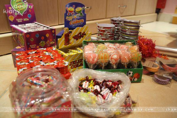 هدايا العيد للأطفال Eid Snacks Islamic Holiday