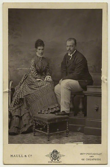 Alexander and Marie