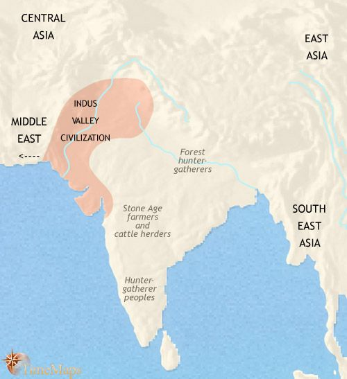 Interactive Animated History Map With Questions And Activities - World map indus river
