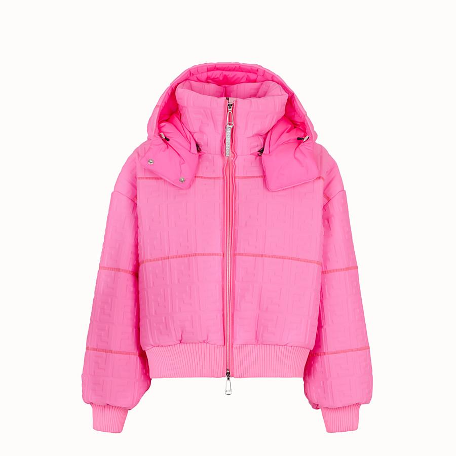 Fendi Prints On Lycra Down Jacket Down Jacket Fendi Ladies Coat Design Designer Outfits Woman Fendi [ 900 x 900 Pixel ]