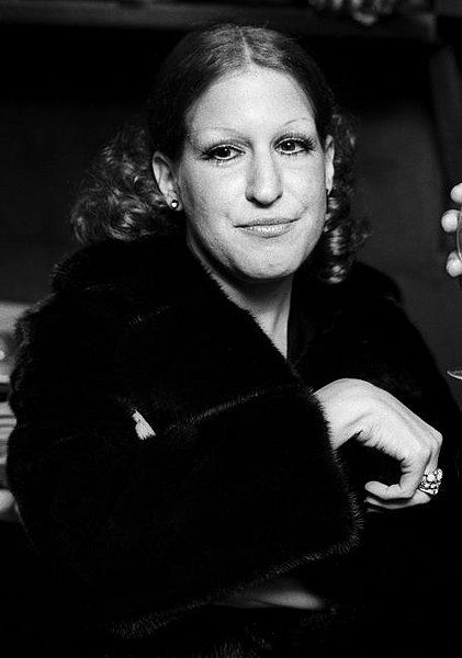 Bette Midler Pictures sighting in Manhattan circa 1974 in New York.