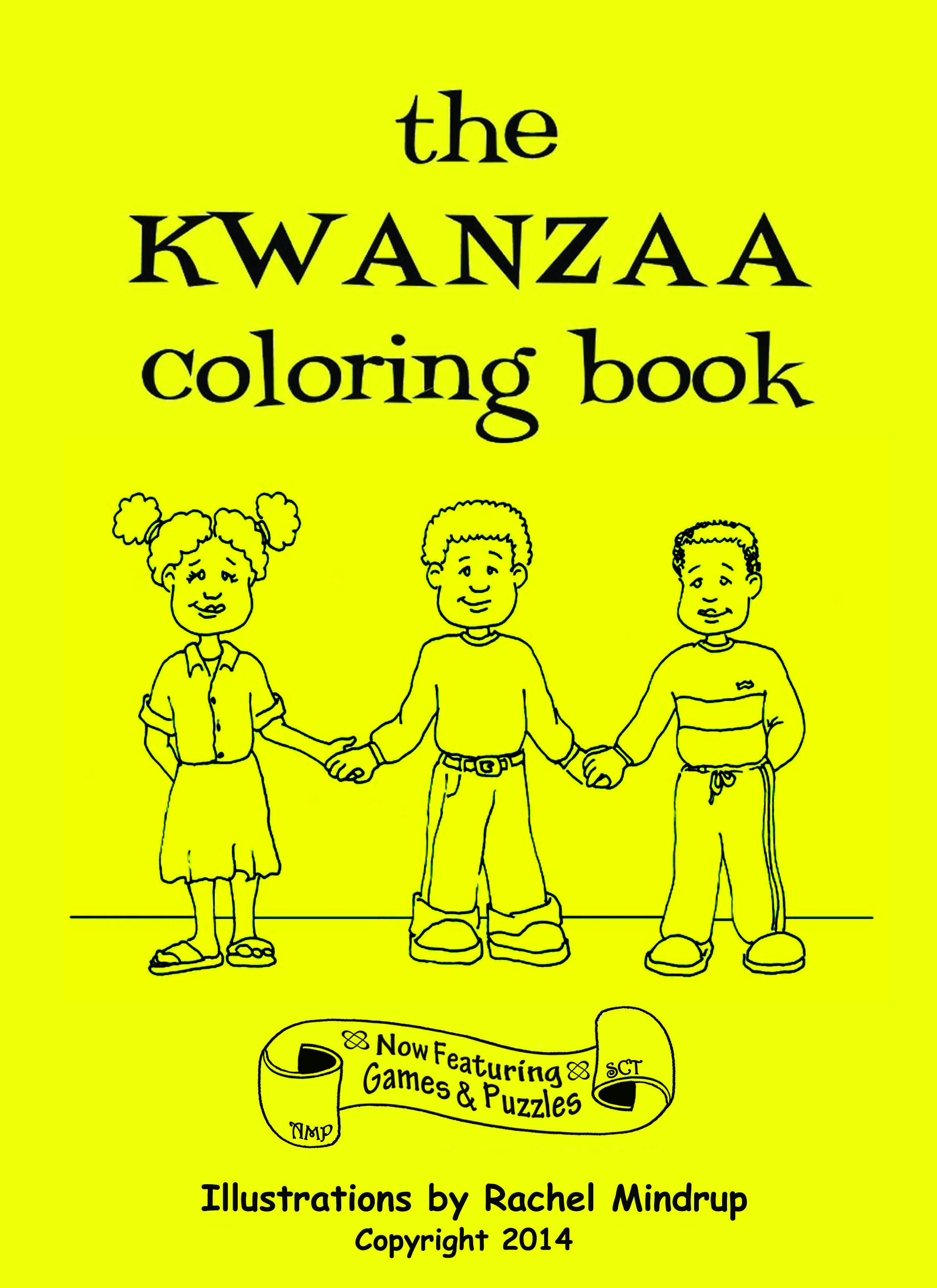 Pin By Steven Thedford On The Kwanzaa Coloring Book With