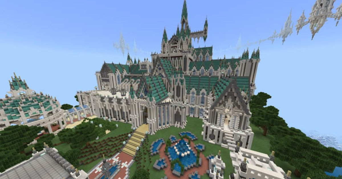 冒険してお宝を探せ Minecraft マインクラフト ゲーム内ストアに海に