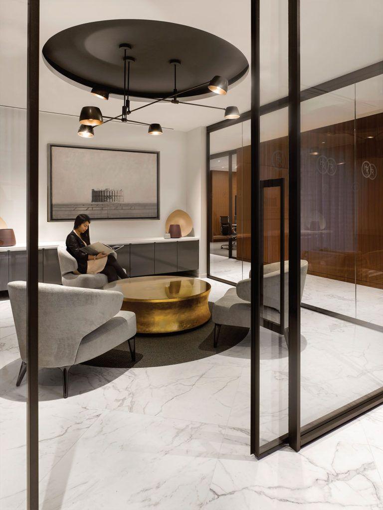 Holt Renfrew Head Office Toronto Contemporary Interior Design