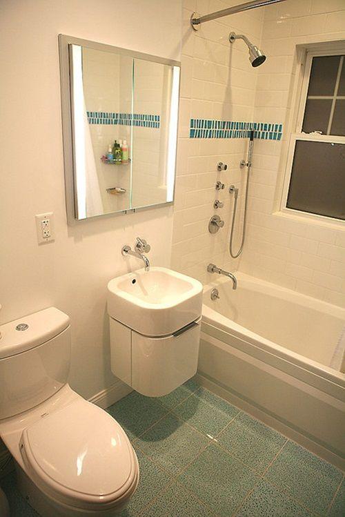 Brilliant Big Ideas For Small Bathrooms Spanish Bathroom Mold In Bathroom Bathroom Photos Gallery