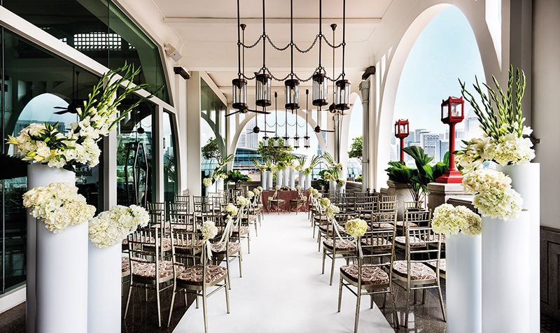 12 Singapore Venues With Affordable Wedding Packages And Beautiful Spaces To Affordable Wedding Packages Chicago Wedding Venues Modern Wedding Venue