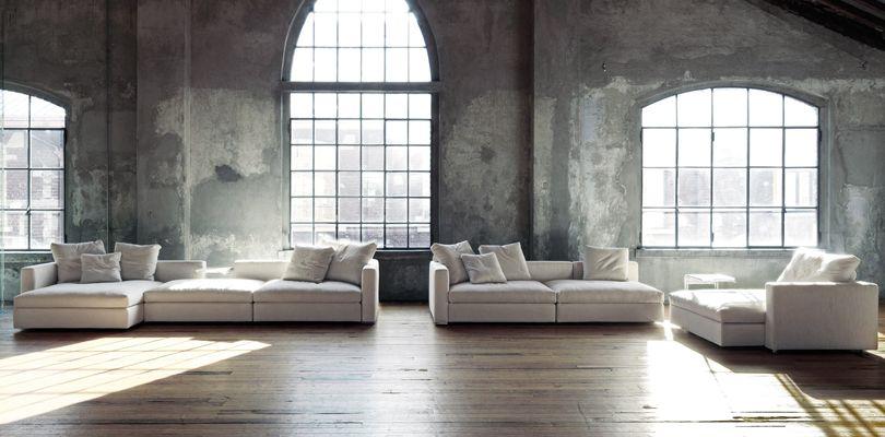 ANANTA 010 Ecksofas Polstermöbel Whou0027s perfect wohnzimmer - wohnzimmer italienisches design