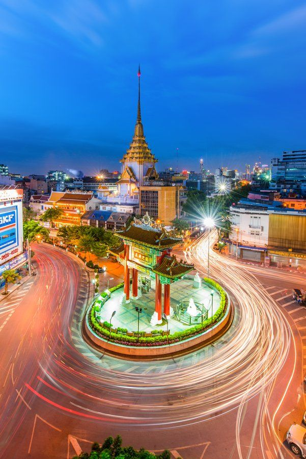 China Town Bangkok Thailand Places To Visit Before You Die Pinterest Bangkok Thailand