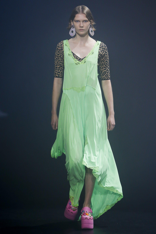 Balenciaga Spring  ReadytoWear Fashion Show Collection