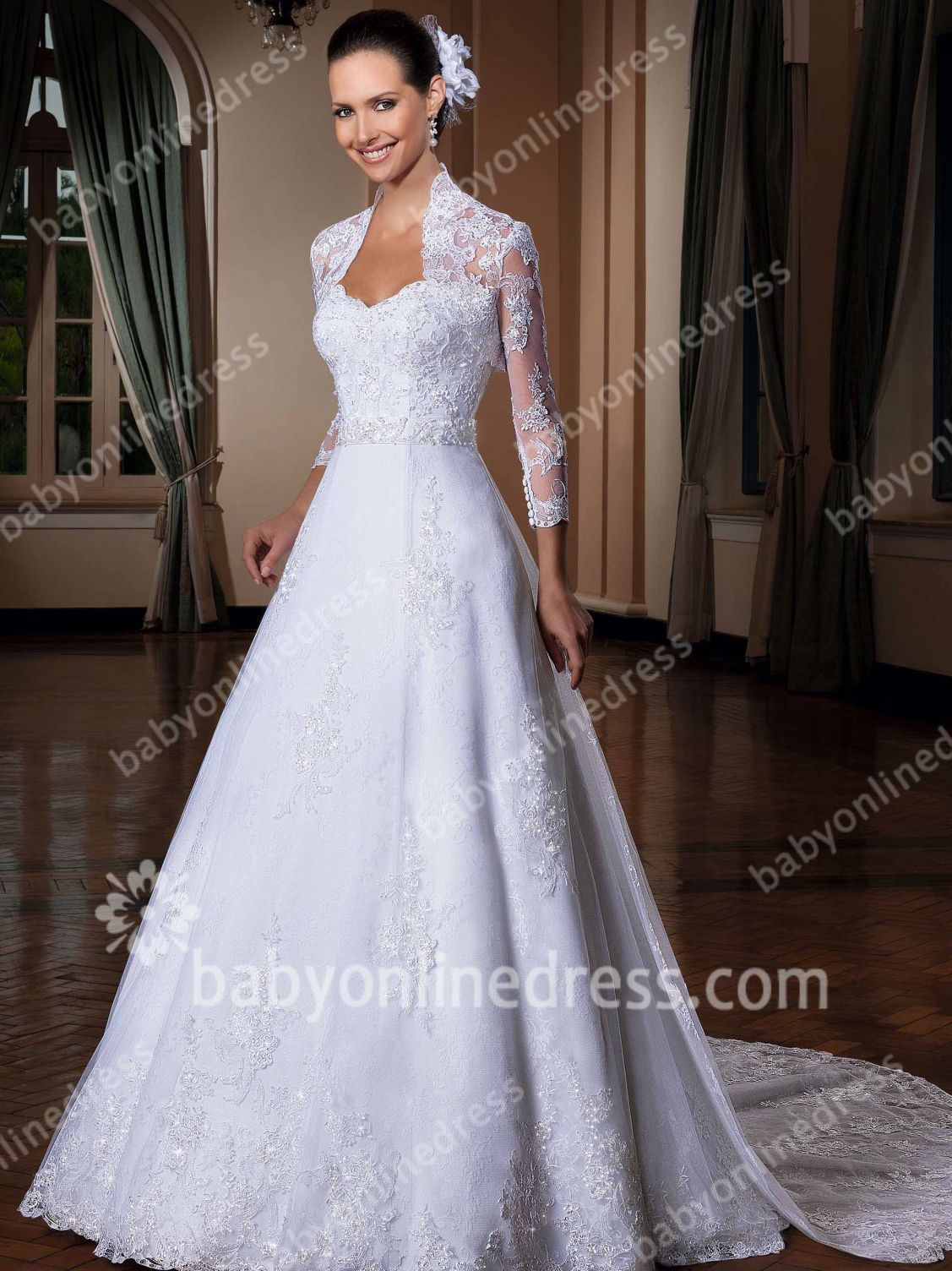 Unique Reasonably Priced Wedding Dresses Check more at http://svesty ...