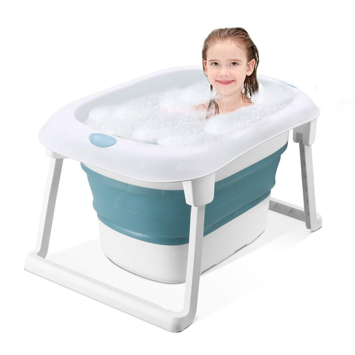 Foldable Baby Shower Tub Aaliyahs' Lab in 2020 (With