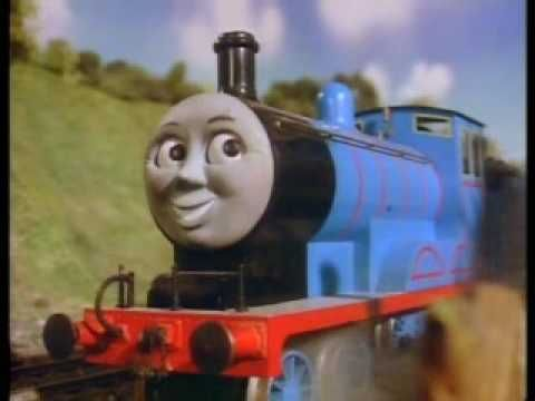 Rainbow Connection With Footage Of Thomas The Tank Engine That