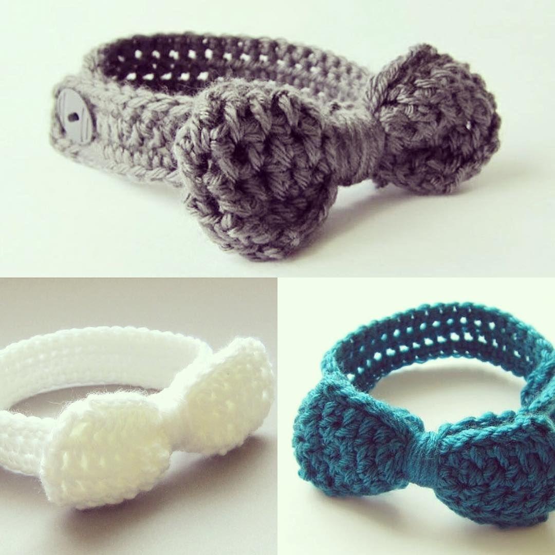 crochet bowtie #bow tie #photo #props # bowtie for baby | crochet ...