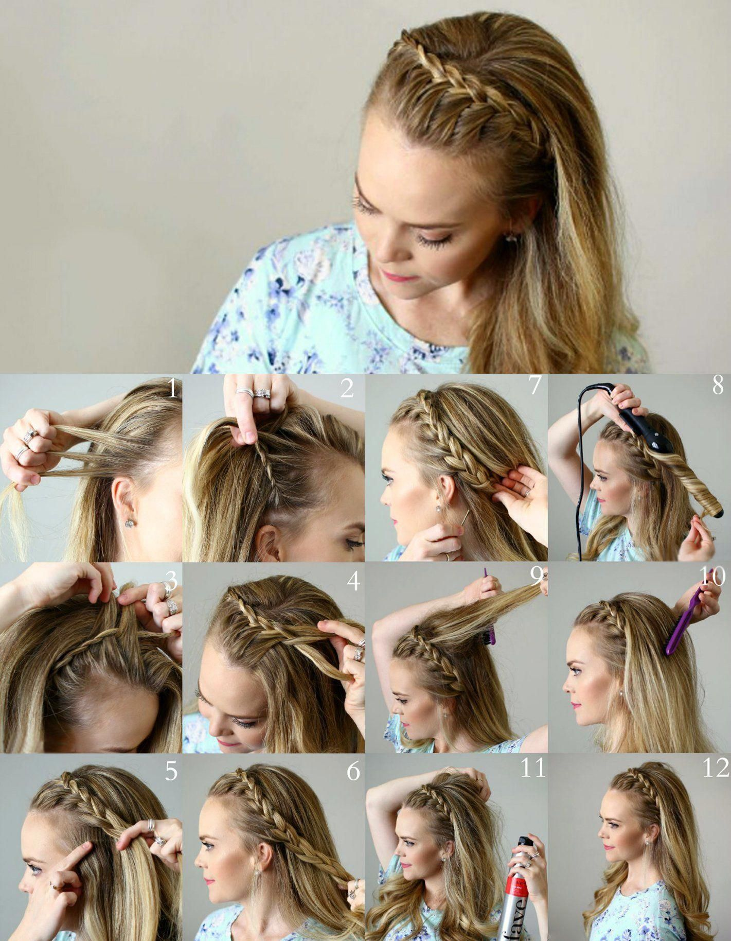 Hair Style Photo Updos For Long Hair How To Do It Yourself Ghetto Hairstyles 20190110 Hair Styles Braids For Long Hair Easy Hairstyles