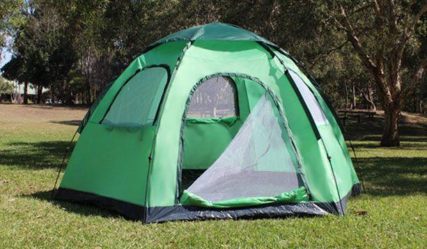 single skin tents