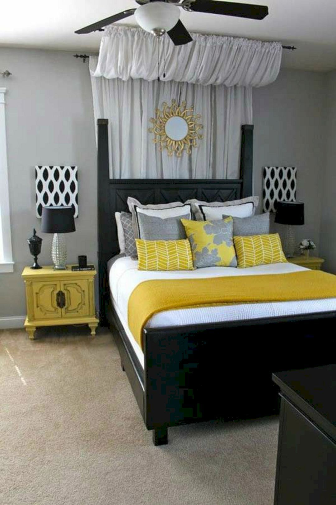 Medium Crop Of Black Bedroom Decorations