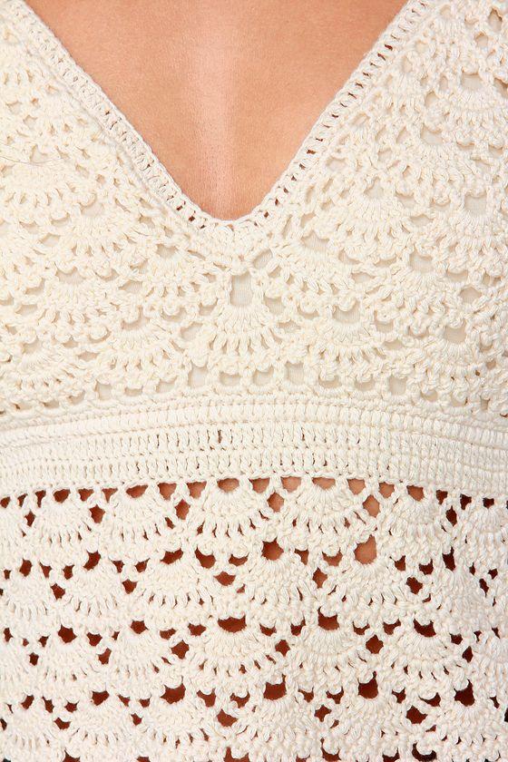 Crochetemoda Blog   tejidos   Pinterest   Blusas, Tops de ganchillo ...
