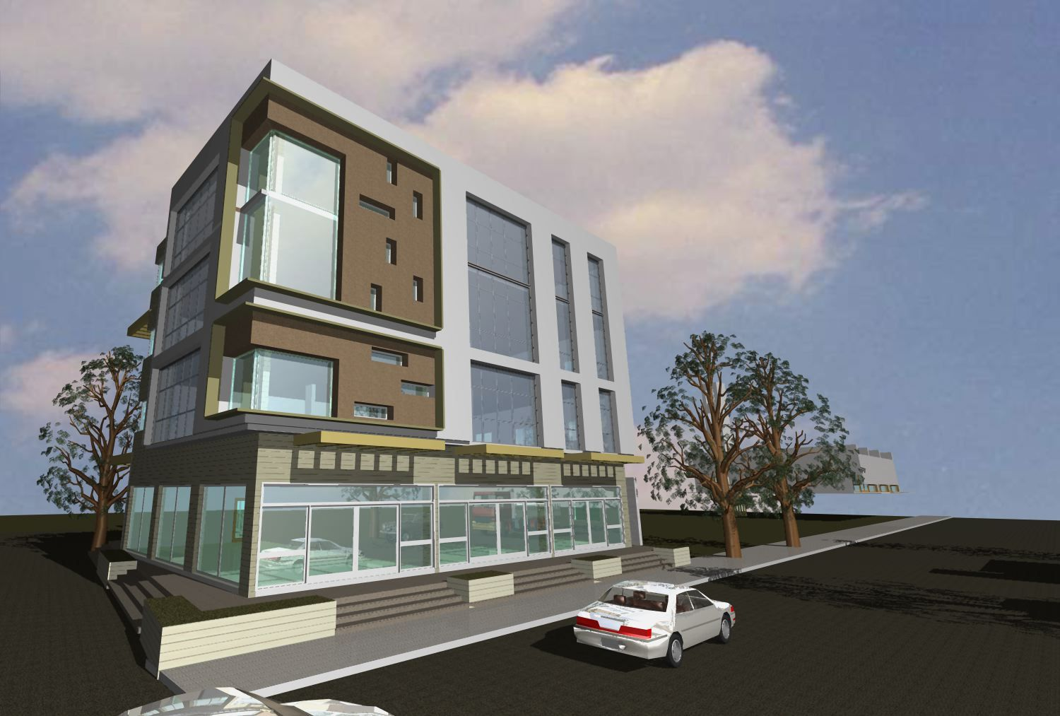 Commercial Building Design and Construction Consulting