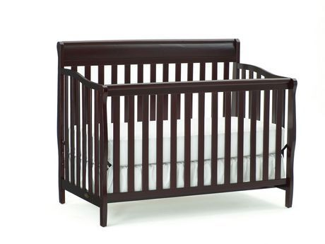 Graco Stanton Convertible Crib Espresso Available From Walmart