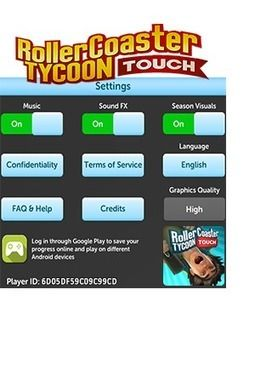 RollerCoaster Tycoon Touch Hack Unlimited Coins and Tickets
