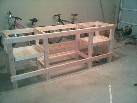 Work Bench By Lance Lumberjocks Com Woodworking Community