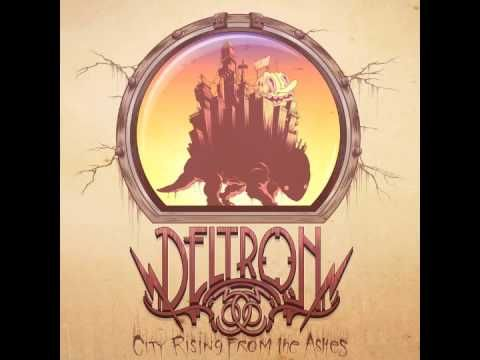 New Deltron 3030 Pay The Price Event Ii Z Music Alex Pardee Mike Patton
