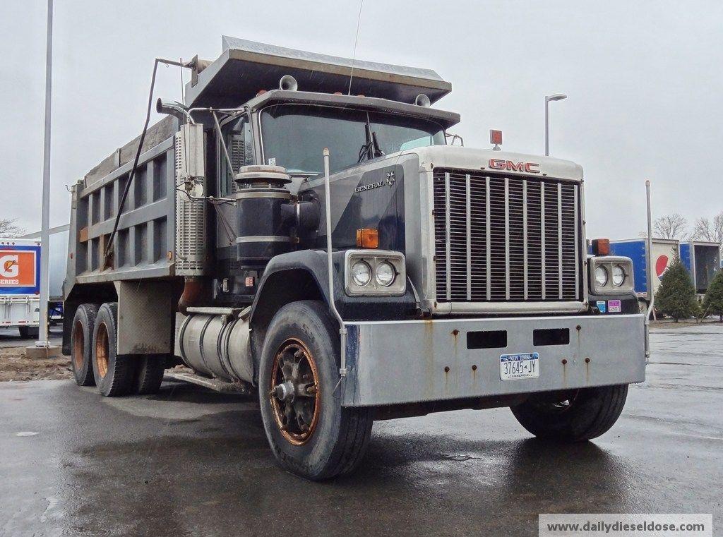 Gmc General Dump Truck Dump Trucks Cool Trucks Trucks
